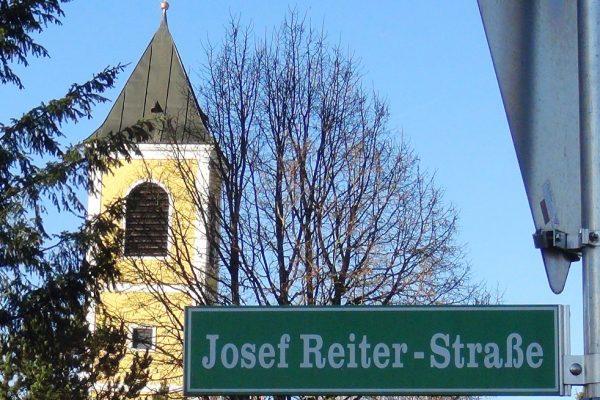 Josef-Reiter-Straße in Braunau am Inn