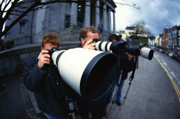 Pressefotografen