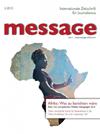 Message - Internationale Zeitschrift für Journalismus