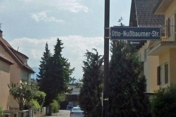 Otto-Nußbaumer-Straße in Salzburg-Itzling