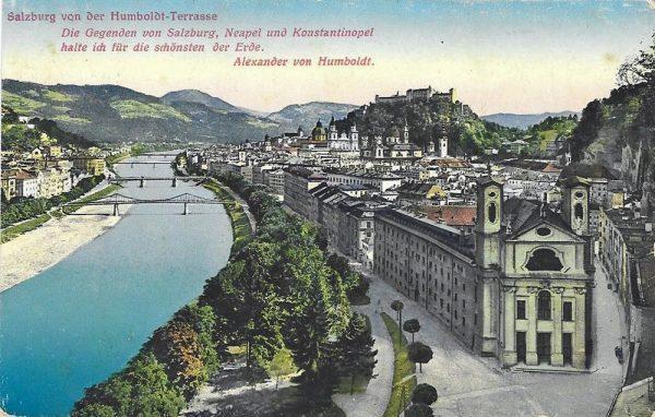 Humboldt-Terrasse Salzburg