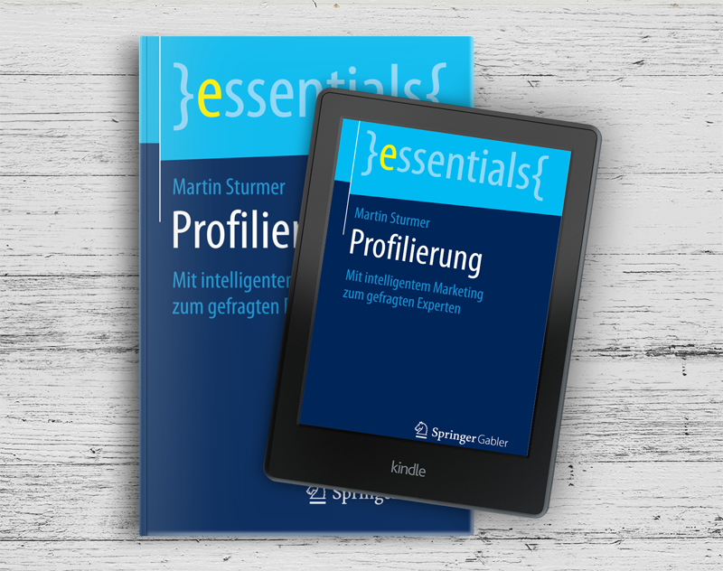 Profilierung bei amazon.de