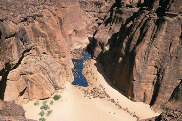 Ennedi-Massiv im Tschad