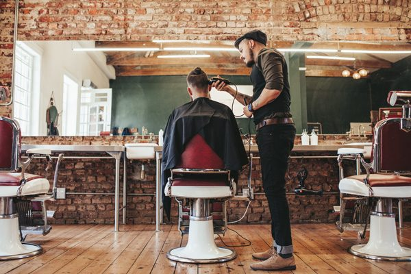Barber Frisör Friseur