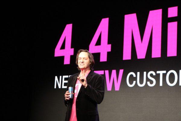 John Legere, CEO von T-Mobile US