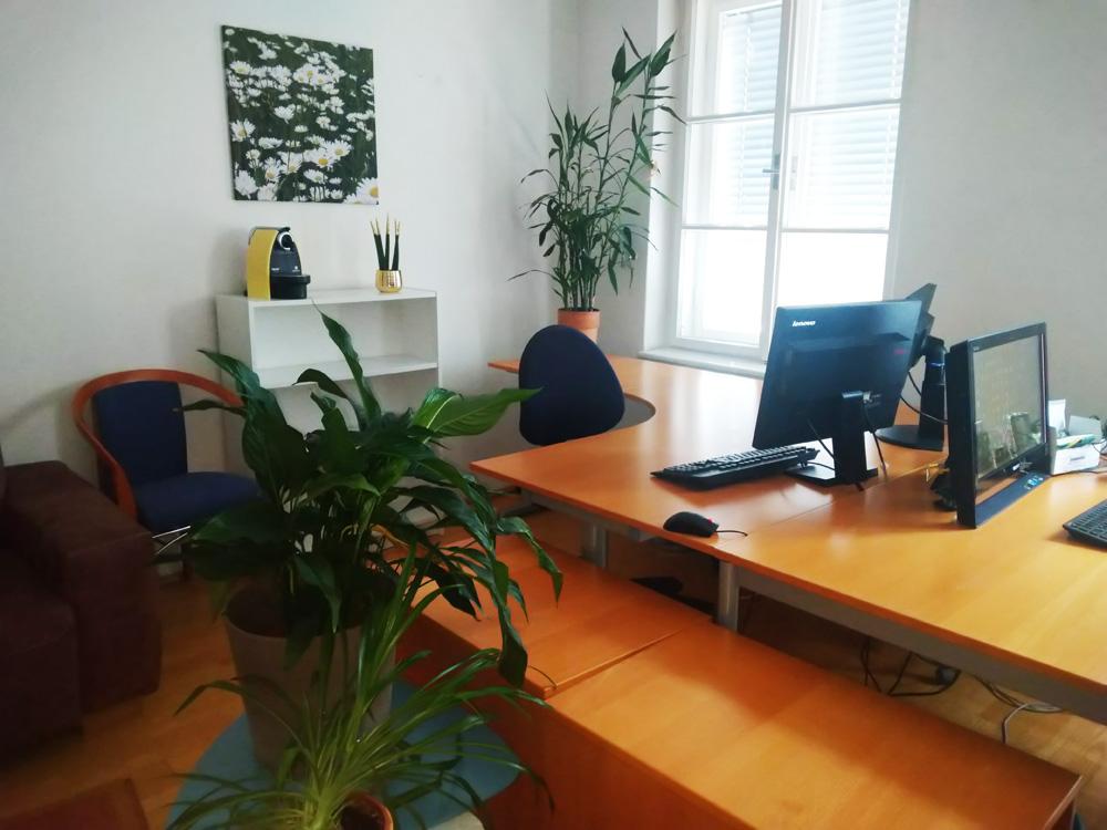 Freies Büro im Andräviertel Salzburg