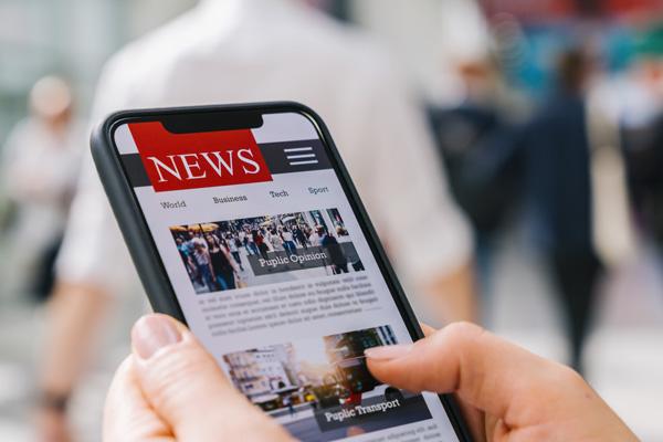 Neu im Blog: Die Nachrichtenstrategie von Dr. Martin Sturmer