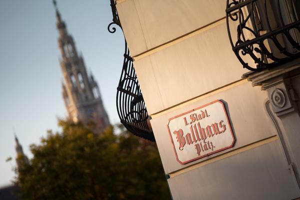Ballhausplatz Wien